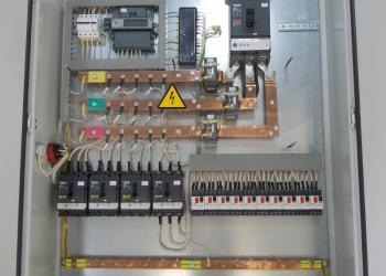 Щит учета Электрической Энергии