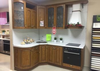 "Угловая кухня ""Аркада"" 1500х2100 Ваш экономия 105 т.р"