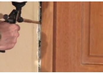Устоновка дверей межкомнатных