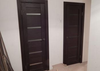 Профессиональная установка дверей межкомнатных.