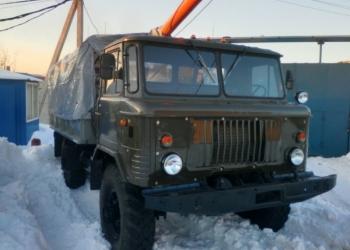 БКМ 302 б на базе ГАЗ 66