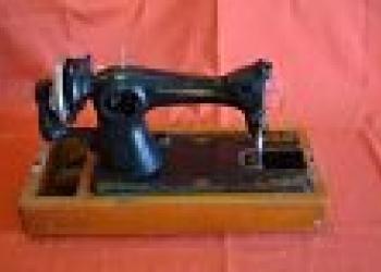 Швейная машина Зингер ПМЗ имени Калинина