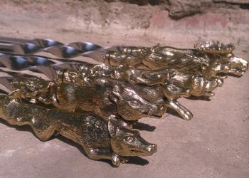 Набор шампуров подарочный с доставкой