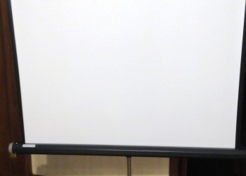 Экран Projecta ProView 125x125см Matte White S