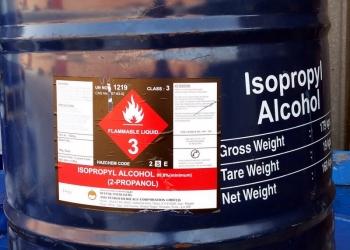 Изопропиловый спирт Импорт