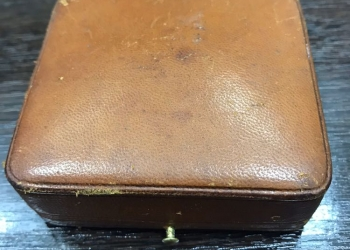 коробка- футляр для сережек