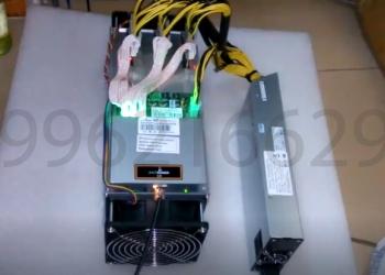 Asic miner antminer S9 и PSU