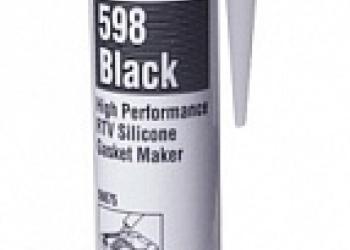 Loctite 598 Силиконовый нейтральный герметик, черный 310 мл