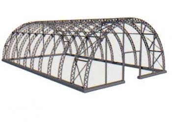 Изготовление общестроительных металлоконструкций и отдельных элементов.