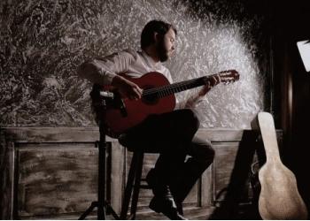 Уроки гитары с выездом на дом