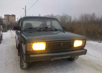 ВАЗ 2105, 2002г.в. 1.5 МТ бензин+газ