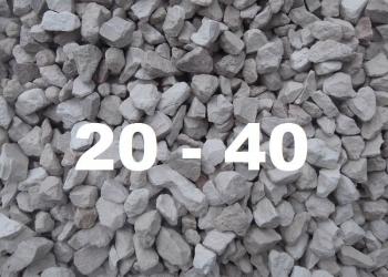 Щебень  20 40