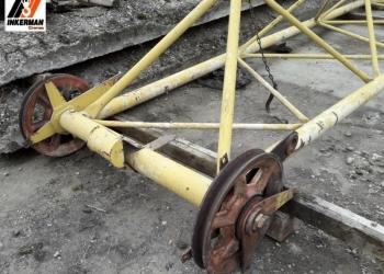 Стрела башенного крана КБ-405 -1А