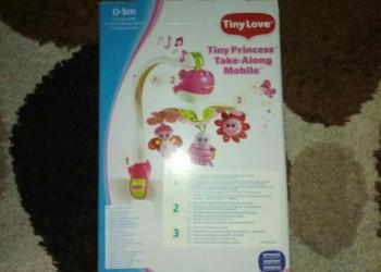 Мобиль в кроватку Tiny Princess