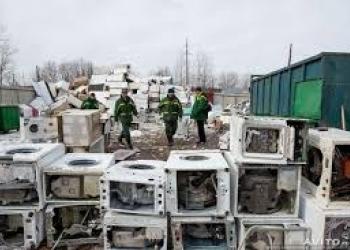 Вывоз строительного мусора, бытовой техники и сантехники