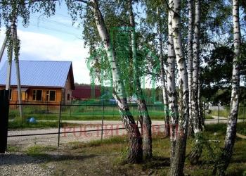 Дачный участок 20 соток с недостроенным домом.