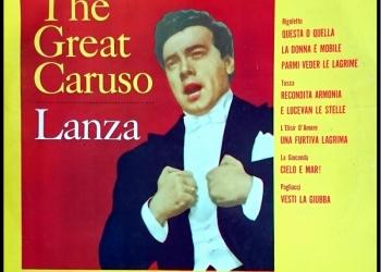 Mario Lanza The Great Caruso LP