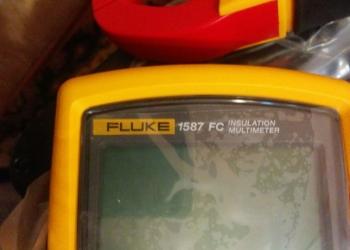 Fluke 1587 FC Мегаомметр (Флюк)