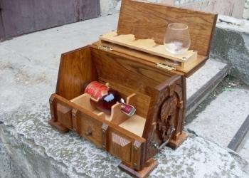 Деревянные подарочные коробки