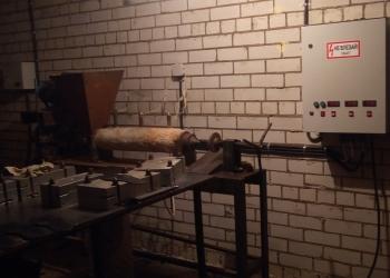 Продам шнек экструдер, дробилка для отходов ПВХ ТЭП