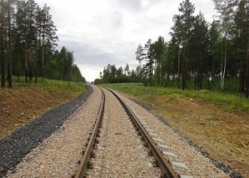 Ремонт, строительство, железных дорог, стрелочных переводов