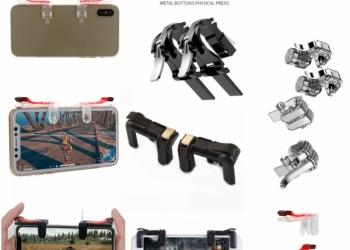 Триггеры, джойстики, геймпады, контроллеры для Pubg