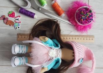Куколки интерьерные