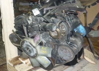 Подготовленный двигатель в сборе TD27T,QD32T и Установочные детали к ним.