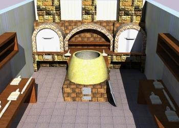 Строим мини пекарня с печами на заказ