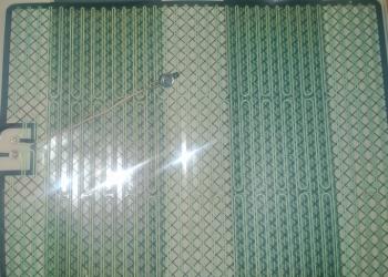 Термолист для производства зеркал для ванной комнаты.