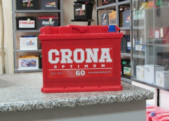 Аккумулятор crona 60Ah