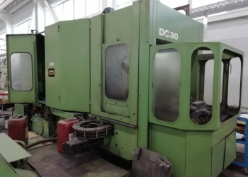 Горизонтально-фрезерный обрабатывающий центр Deckel DC30