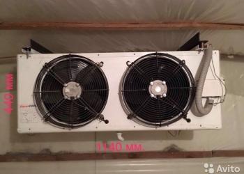 Холодильную установку Б/У охлаждение до 0 гр