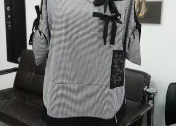 Производство женской одежды в Киргизии.