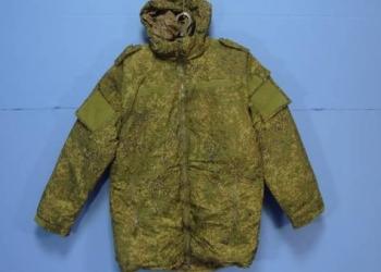 новые военные куртки зима-лето с брюками обмен