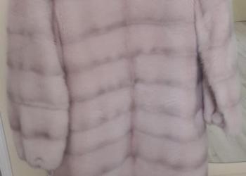 Натуральная норковая шуба