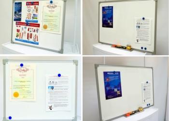 Магнитно-маркерные доски с доставкой в Волоколамск по выгодным ценам