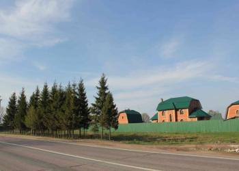 Участок ИЖС с фундаментом Пятницкое шоссе 30й км