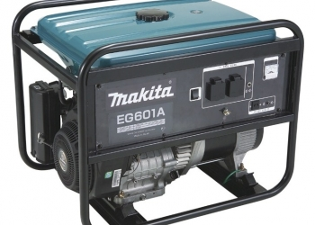 Аренда генератора Makita EG601A