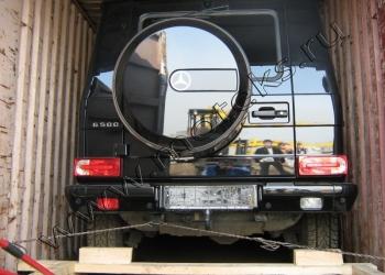 Перевозка автомобилей в контейнерах из Москвы