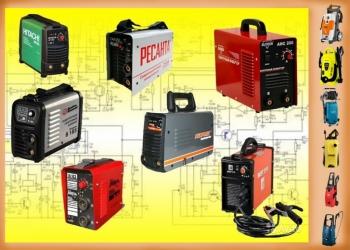 Ремонт бензо-, электроинструмента, сварочников, автомоек, бензогенераторов...