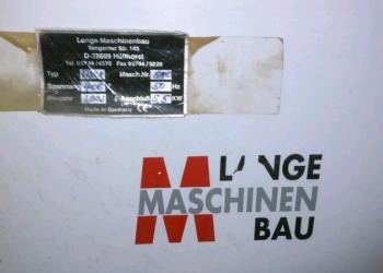 Станок кромочный Lange Maschinen B56K