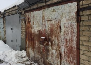 Неприметный гараж 20 м