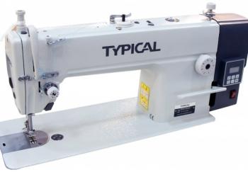 """GC6150MD Промышленная швейная машина """"Typical"""" (комплект: голова+стол)"""