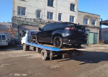 Эвакуатор по СПб и Лен области.