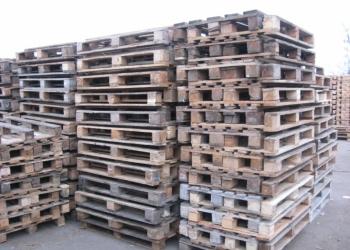 деревянные поддоны, палетты