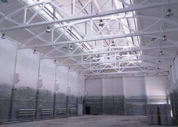 Покраска потолков производственных и торговых помещений