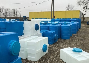 Баки и емкости для воды и топлива от 50л до 20 тонн
