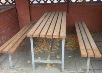 Столы и стулья для дачи, кафе, столовой