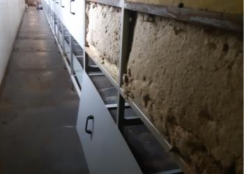 Тоннельная печь